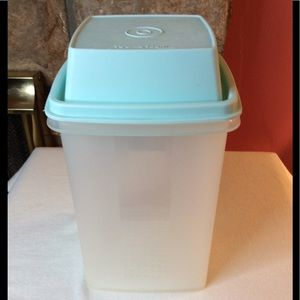 TUPPERWARE VINTAGE PICK A DELI PICKLE KEEPER 3 PC